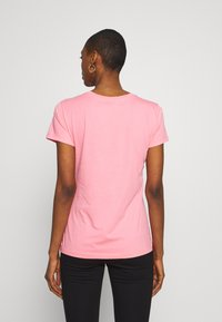 Armani Exchange - T-shirt print - rose amare - 2