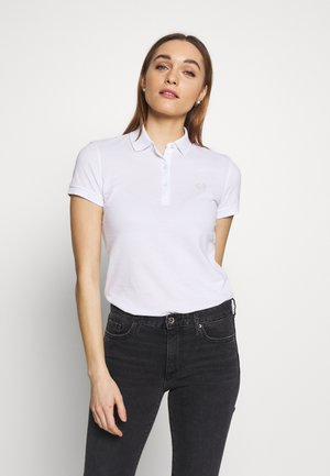 Koszulka polo - optic white