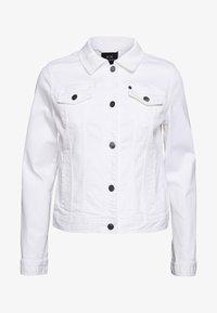 Armani Exchange - BLOUSON - Spijkerjas - white denim - 0