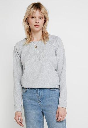 Sweatshirt - heather grey