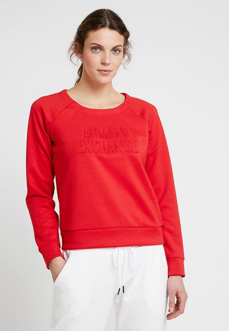 Armani Exchange - Sweatshirt - moulin rouge