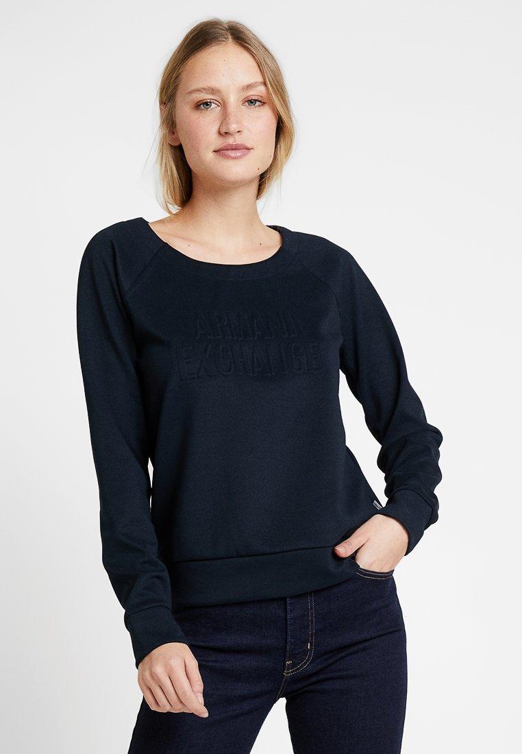 Armani Exchange - Sweater - navy
