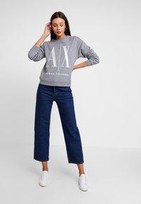 Armani Exchange - Sweatshirt - grey - 1