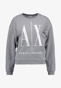 Armani Exchange - Sweatshirt - grey - 3