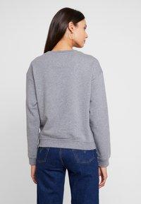 Armani Exchange - Sweatshirt - grey - 2