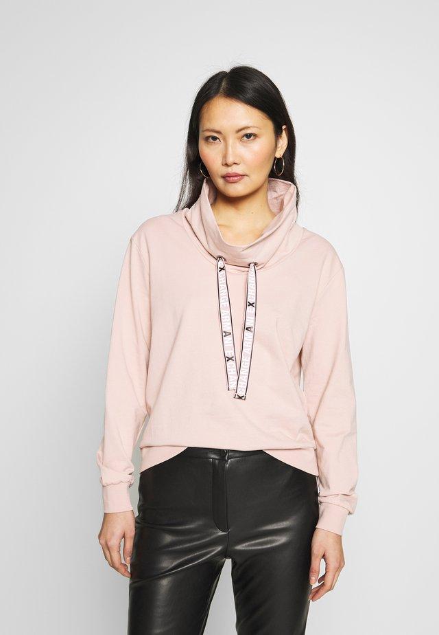 Bluza z kapturem - desert rose