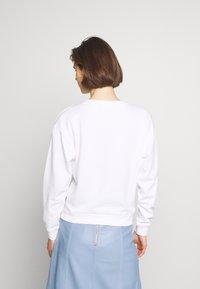 Armani Exchange - Sweater - white sognare - 2