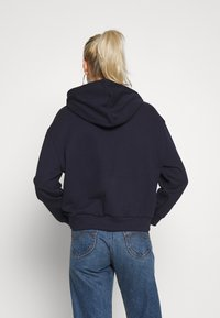 Armani Exchange - Hoodie - blueberry jelly - 2
