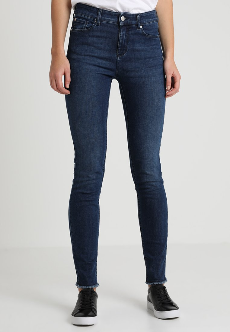 Armani Exchange - Jeans Skinny Fit - indigo denim