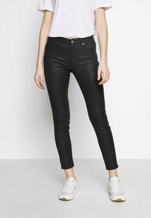 TASCHE - Jeans Slim Fit - black denim