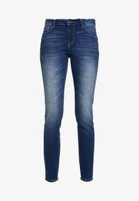 Armani Exchange - POCKETS - Jeans Skinny Fit - indigo denim - 3