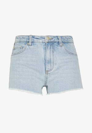 Denim shorts - indigo denim