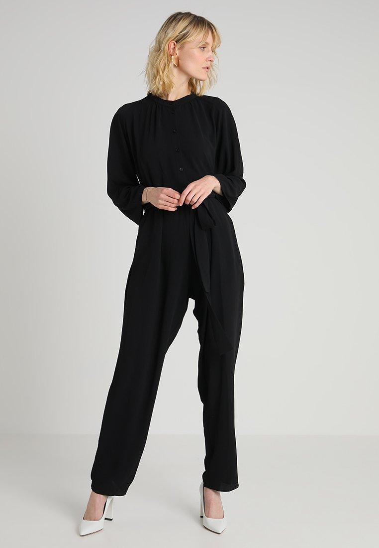 Armani Exchange - Jumpsuit - black
