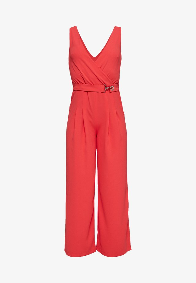 JUMPSUIT - Overal - coral
