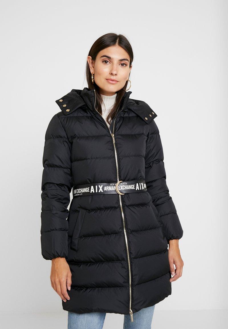Armani Exchange - Down coat - black