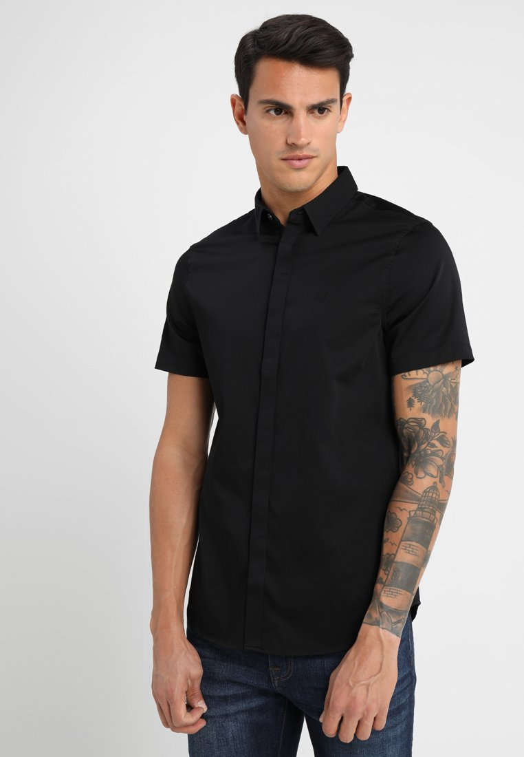 Armani Exchange - Hemd - black