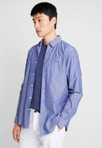 Armani Exchange - Camicia - blue - 0