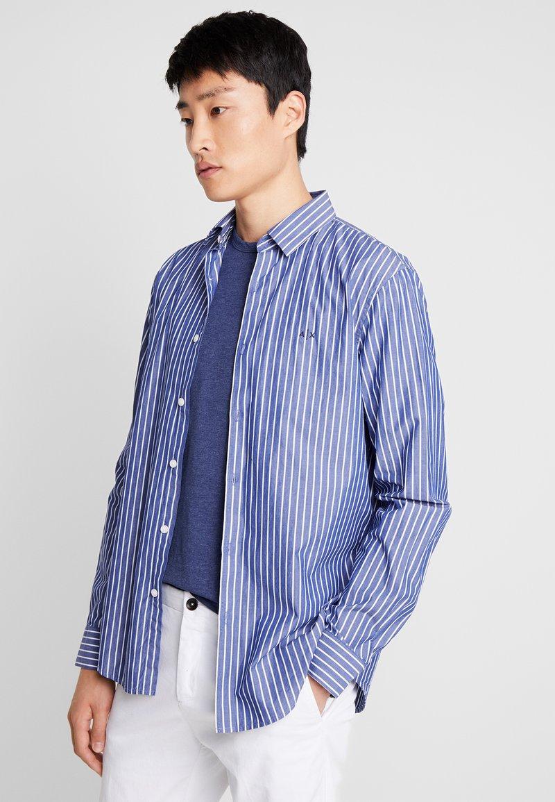 Armani Exchange - Overhemd - blue