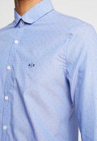Armani Exchange - Skjorte - blue - 5