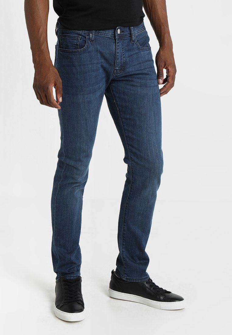 Armani Exchange - Slim fit jeans - denim indigo
