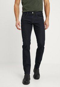 Armani Exchange - Slim fit jeans - blue denim - 0