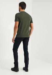 Armani Exchange - Slim fit jeans - blue denim - 2