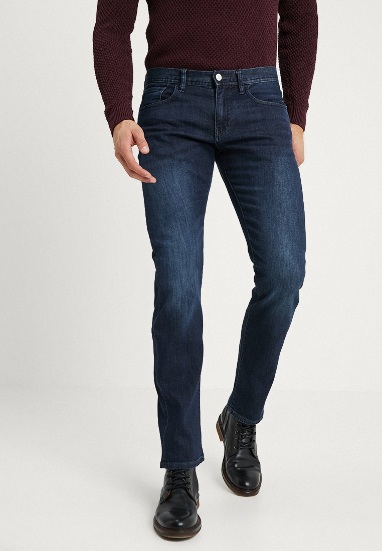 Armani Exchange - Džíny Slim Fit - blue denim