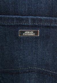 Armani Exchange - Jeansy Slim Fit - blue denim - 6