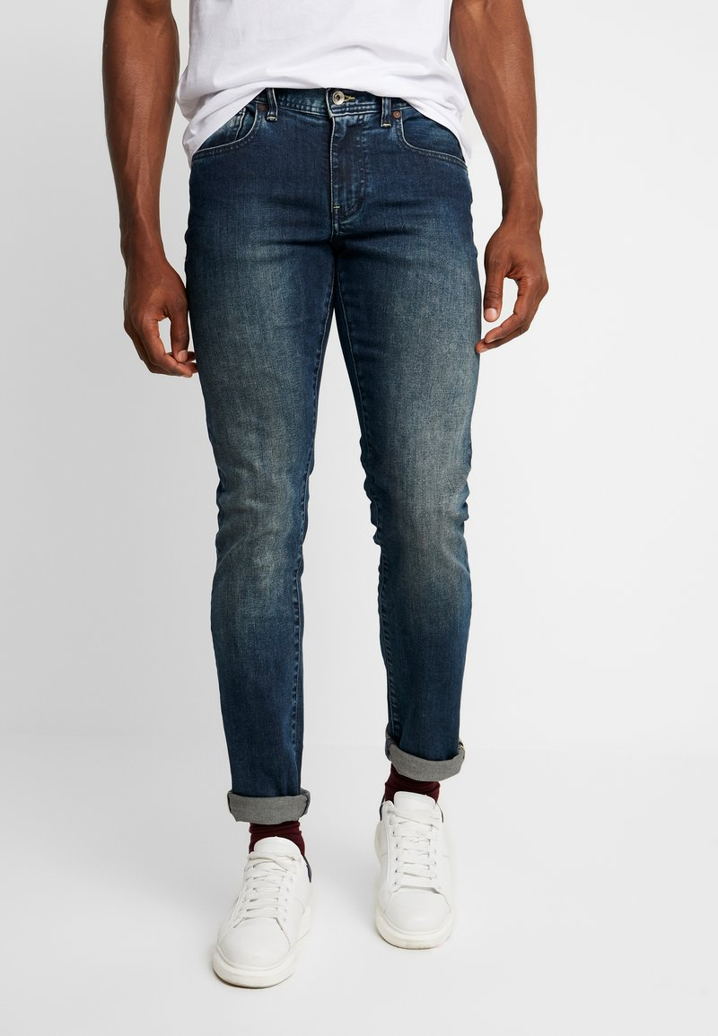 Armani Exchange - Vaqueros slim fit - indigo denim