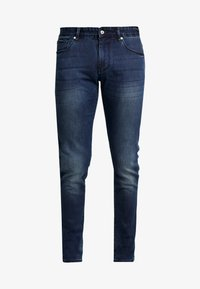 Armani Exchange - Skinny džíny - indigo denim - 3