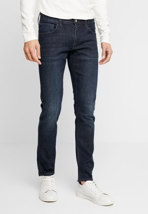 Vaqueros slim fit - indigo denim