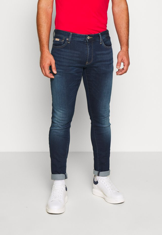 Jean slim - indigo denim