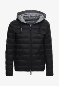 Armani Exchange - Gewatteerde jas - black/grey - 3