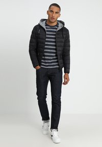 Armani Exchange - Gewatteerde jas - black/grey - 1