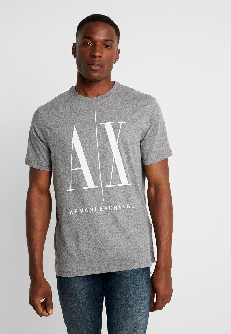 Armani Exchange - T-Shirt print - grey