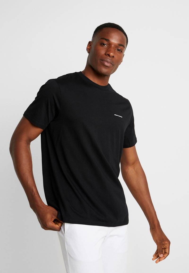 Armani Exchange - T-shirt basic - black