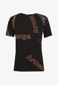Armani Exchange - T-shirt print - black - 3