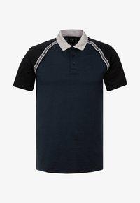 Armani Exchange - Polo shirt - navy - 4