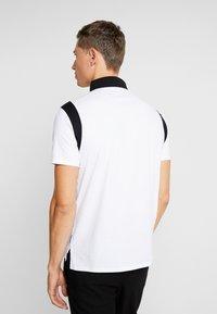 Armani Exchange - Poloshirts - white - 2