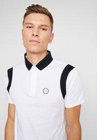 Armani Exchange - Poloshirts - white - 4