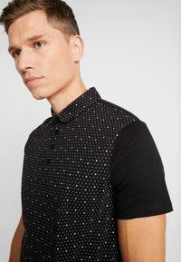 Armani Exchange - Polo shirt - black - 4