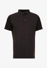 Armani Exchange - Polo shirt - black - 3