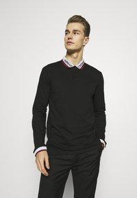Armani Exchange - Koszulka polo - black - 0