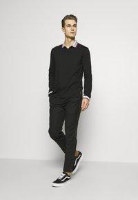 Armani Exchange - Koszulka polo - black - 1