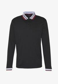 Armani Exchange - Koszulka polo - black - 4