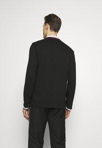 Armani Exchange - Koszulka polo - black - 2