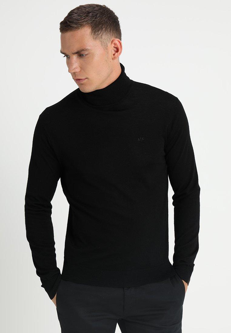 Armani Exchange - Svetr - black