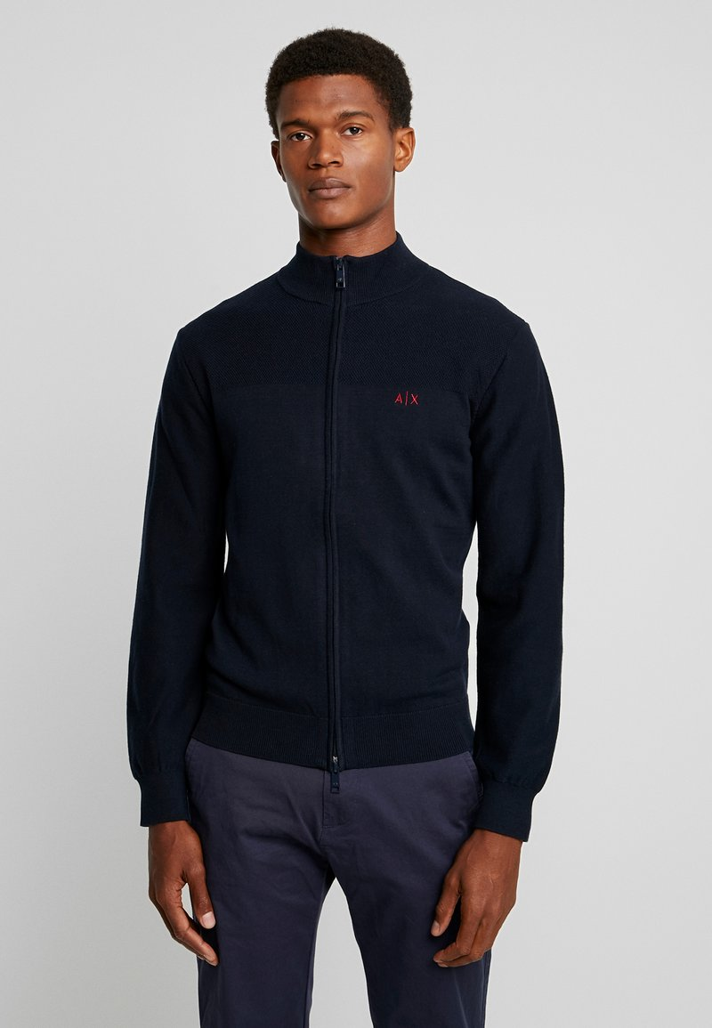 Armani Exchange - Cardigan - navy