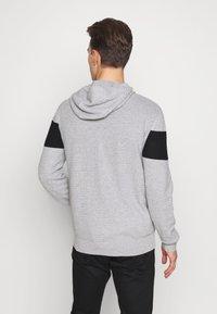 Armani Exchange - Chaqueta de punto - gray/black - 2