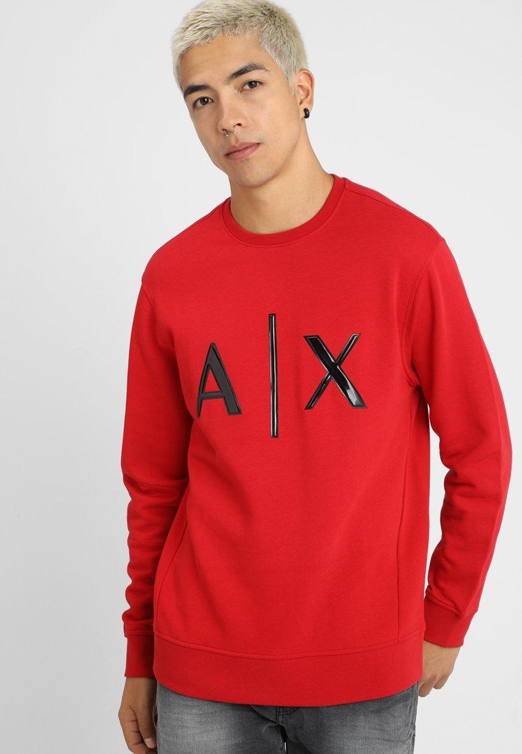 Armani Exchange - Sweater - haute red